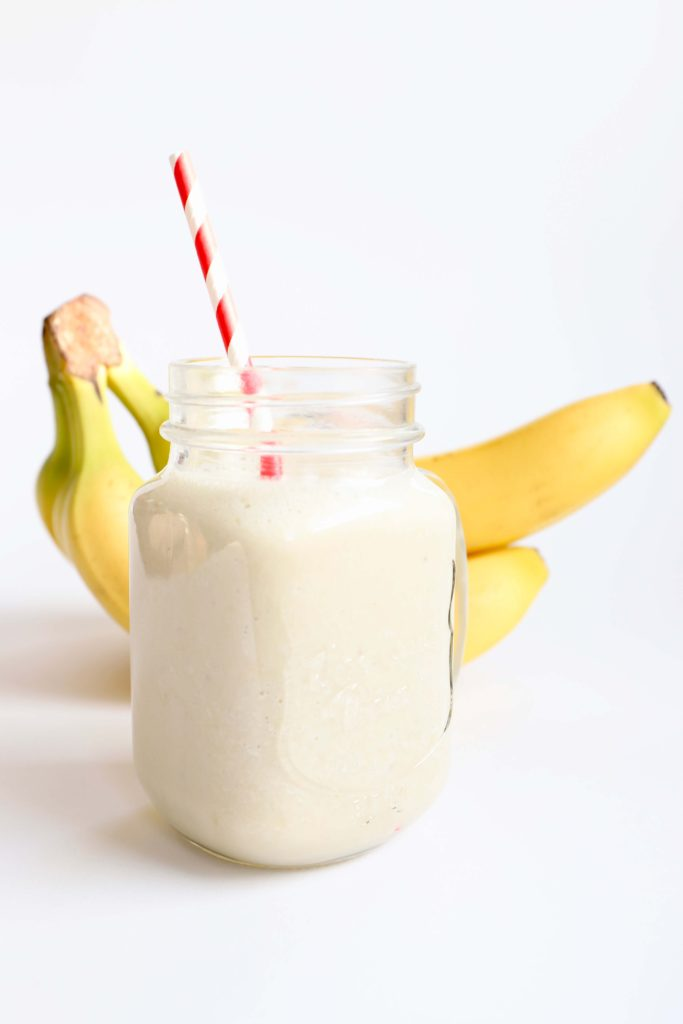 Low Calorie Banana Smoothie Spoonful Of Kindness