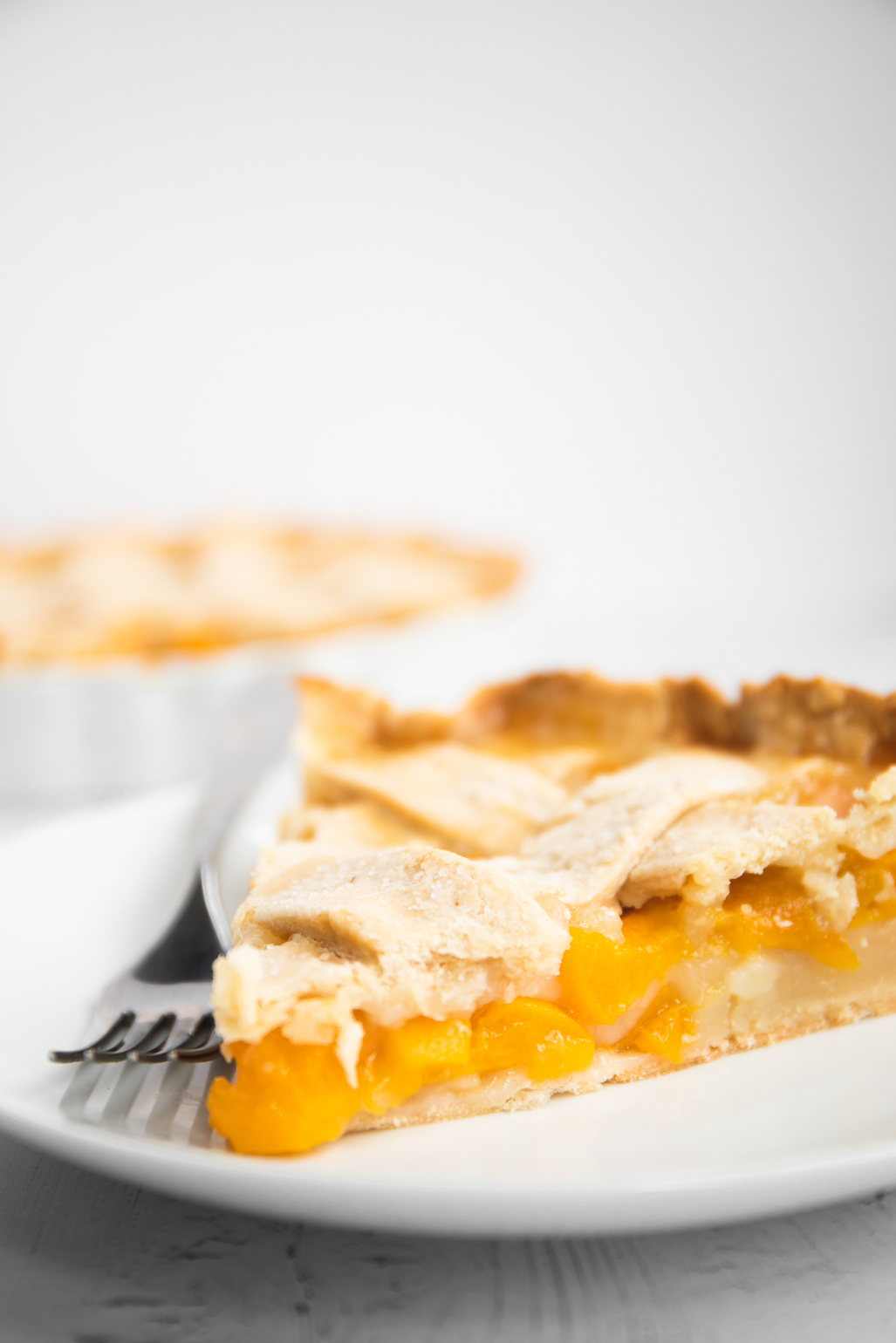 Easy Peach Pie With Canned Peaches Spoonful Of Kindness